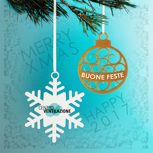 Season's greetings from Centroventilazione
