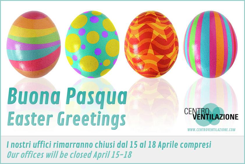 Easter 2017 Centroventilazione Srl